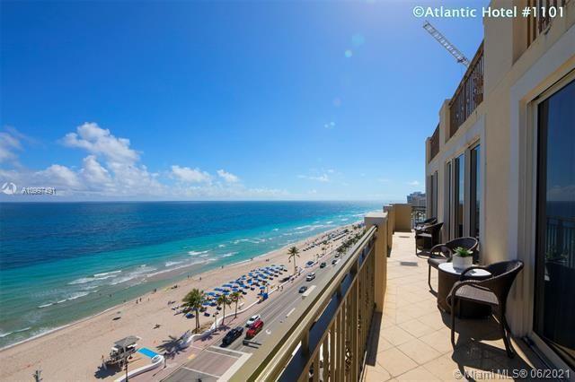 Atlantic Hotel Condominium for Sale - 601 N Fort Lauderdale Beach Blvd, Unit 1101, Fort Lauderdale 33304, photo 41 of 44