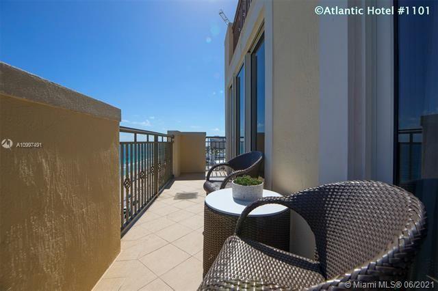 Atlantic Hotel Condominium for Sale - 601 N Fort Lauderdale Beach Blvd, Unit 1101, Fort Lauderdale 33304, photo 42 of 44