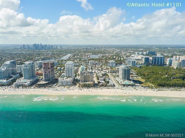 Atlantic Hotel Condominium for Sale - 601 N Fort Lauderdale Beach Blvd, Unit 1101, Fort Lauderdale 33304, photo 6 of 44