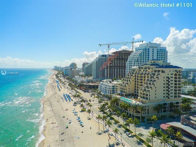 Atlantic Hotel Condominium for Sale - 601 N Fort Lauderdale Beach Blvd, Unit 1101, Fort Lauderdale 33304, photo 7 of 44
