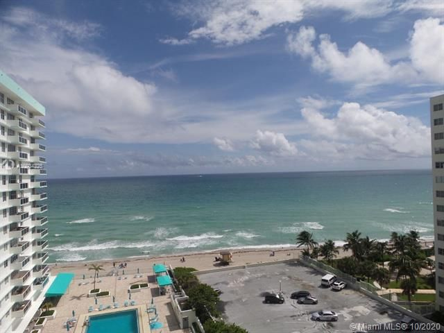 Sea Air Towers for Sale - 3725 S Ocean Dr, Unit 1116, Hollywood 33019, photo 1 of 46