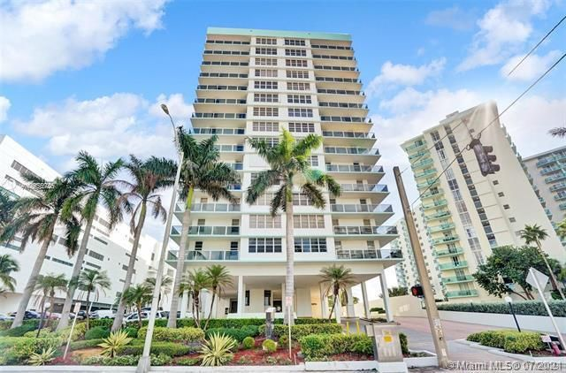 Sea Air Towers for Sale - 3725 S Ocean Dr, Unit 1608, Hollywood 33019, photo 1 of 47