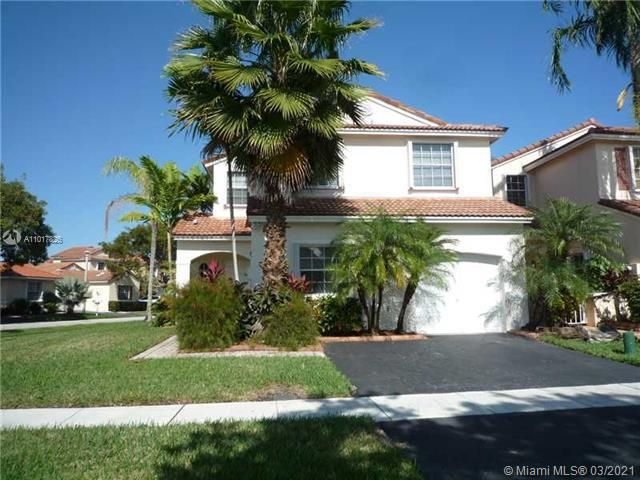 Silver Lakes At Pembroke for Sale - 17343 NW 6TH CT, Unit 17343, Pembroke Pines 33029, photo 1 of 28