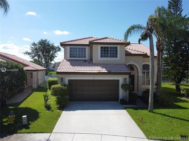 Silver Lakes At Pembroke for Sale - 551 SW 181st Ave, Pembroke Pines 33029, photo 2 of 80
