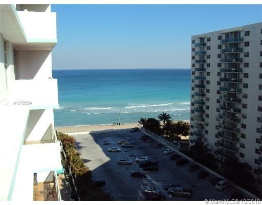 Sea Air Towers for Sale - 3725 S Ocean Dr, Unit 1222, Hollywood 33019, photo 10 of 11