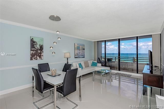 Alexander Towers for Sale - 3505 S Ocean Dr, Unit 707, Hollywood 33019, photo 6 of 39