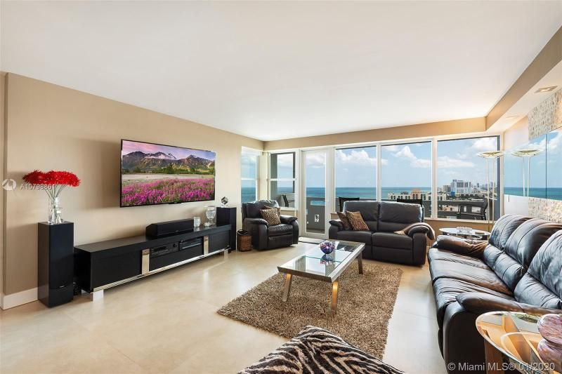 Hollywood Towers for Sale - 3111 N Ocean Dr, Unit 1612, Hollywood 33019, photo 2 of 46