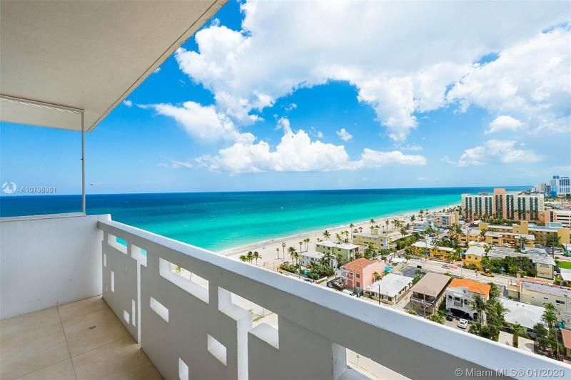 Hollywood Towers for Sale - 3111 N Ocean Dr, Unit 1612, Hollywood 33019, photo 20 of 46