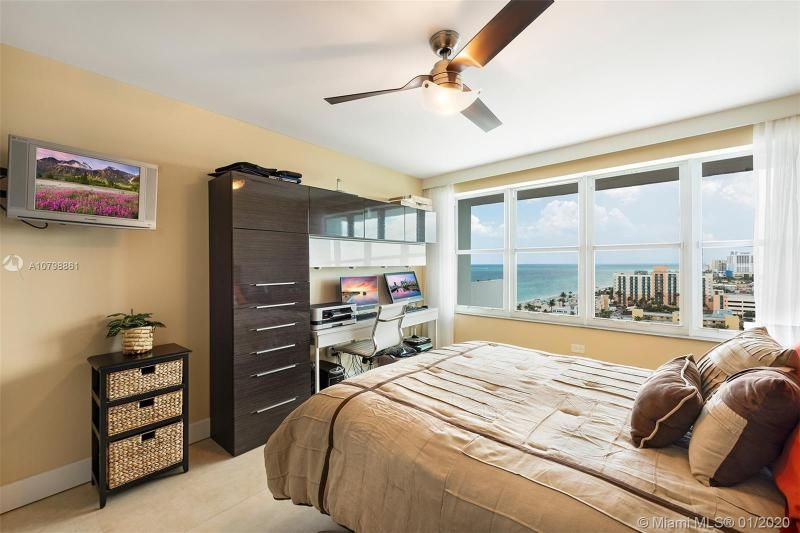 Hollywood Towers for Sale - 3111 N Ocean Dr, Unit 1612, Hollywood 33019, photo 22 of 46