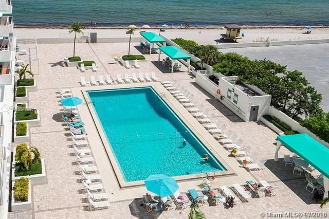 Sea Air Towers for Sale - 3725 S Ocean Dr, Unit 1025, Hollywood 33019, photo 58 of 61