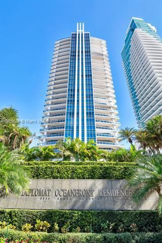 Diplomat Oceanfront Residences for Sale - 3535 E Ocean Dr, Unit 1902, Hollywood 33019, photo 1 of 37