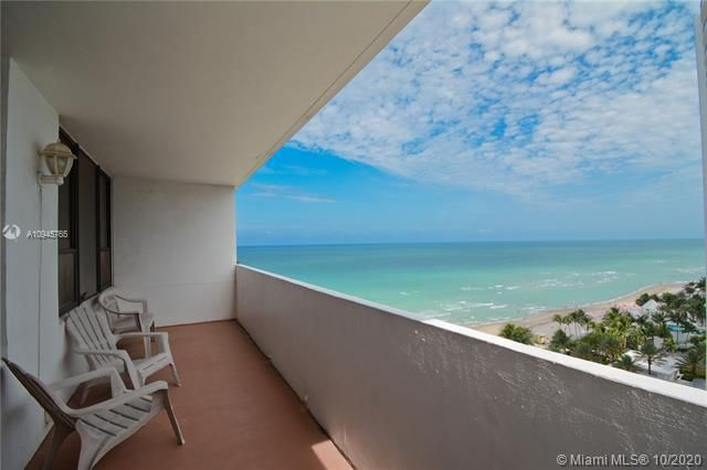Alexander Towers for Sale - 3505 S Ocean Dr, Unit 1416, Hollywood 33019, photo 1 of 12
