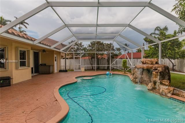 Silver Lakes At Pembroke for Sale - 1593 NW 182nd Way, Pembroke Pines 33029, photo 43 of 51