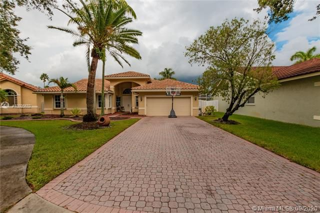 Silver Lakes At Pembroke for Sale - 1593 NW 182nd Way, Pembroke Pines 33029, photo 46 of 51