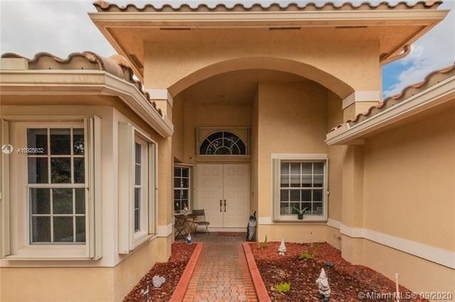 Silver Lakes At Pembroke for Sale - 1593 NW 182nd Way, Pembroke Pines 33029, photo 49 of 51