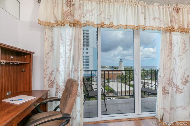 Crystal Tower for Sale - 322 Buchanan St, Unit 609, Hollywood 33019, photo 6 of 43