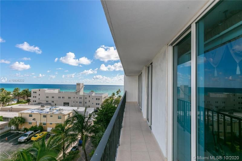 Crystal Tower for Sale - 322 Buchanan St, Unit 609, Hollywood 33019, photo 9 of 43