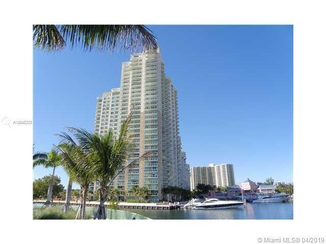 Aventura Marina for Sale - 3330 NE 190 ST, Unit 2518, Aventura 33180, photo 1 of 12