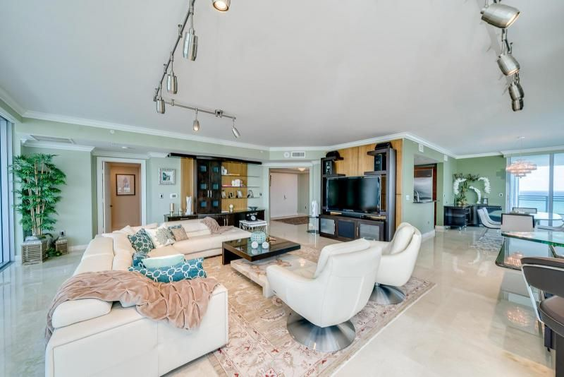 Diplomat Oceanfront Residences for Sale - 3535 S Ocean Drive, Unit 1505, Hollywood 33019, photo 2 of 55