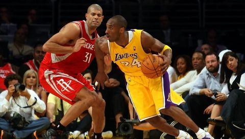 最懷念!他不認識Kobe,但他了解Bryant