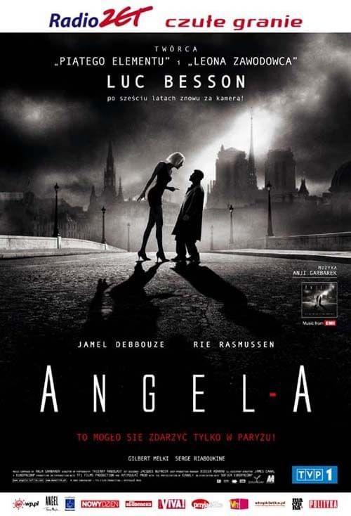 Angel-A Lektor PL DVDrip AVI
