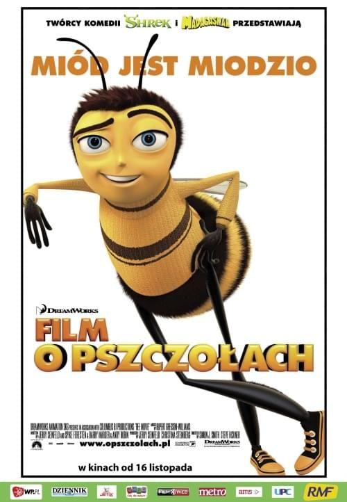 Film o Pszczołach / Bee Movie (2007) rmvb Dubbing PL