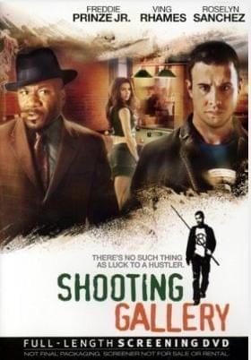 Ryzykant / Shooting Gallery (2005)DVDRip [AVI] Lektor PL