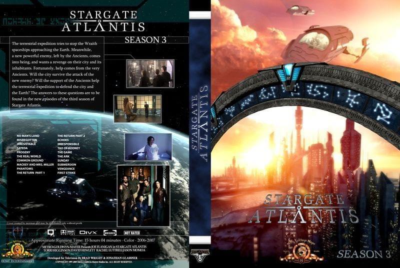 Gwiezdne Wrota: Atlantyda/Stargate Atlantis Season 3 [LEKTOR PL]
