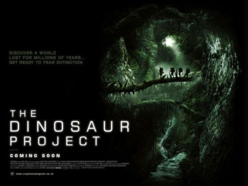The Dinosaur Project (2012) DVDRip.XviD-LEKTOR PL IVO-B53