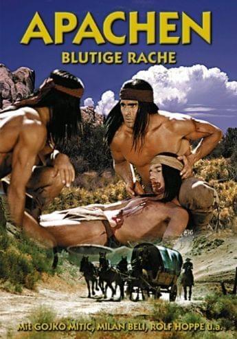 Apacze / Apachen (1973)   DVDRIP   LEKTOR PL