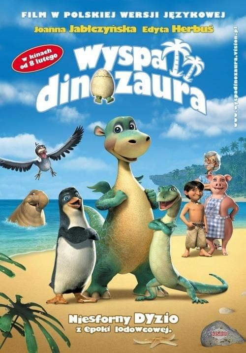 Wyspa Dinozaura / Impys Island (2006) Dubbibg Pl