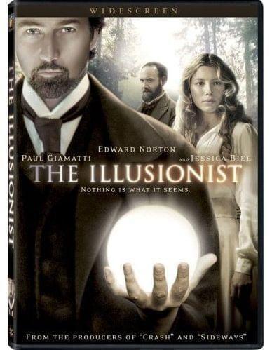 Iluzjonista   (The Illusionist)