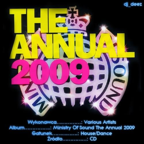 Ministry Of Sound - The Annual 2009 (2CD) [RS][ES]