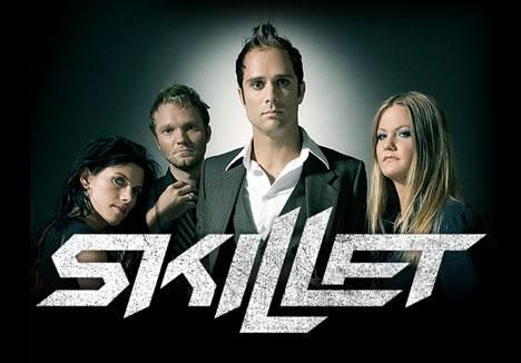 不一樣的聖樂 —— Skillet【Christian Rock 福音搖滾】