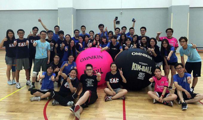 KIN-BALL®是什麼運動?