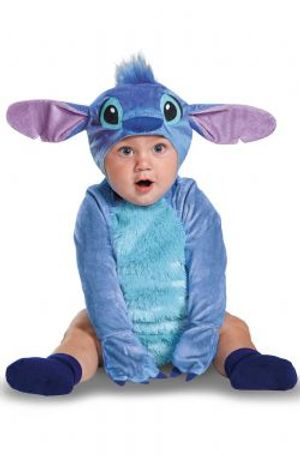 LILO & STITCH -  STITCH COSTUME (CHILD - MEDIUM 12-18)