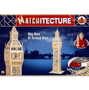 MATCHITECTURE -  BIG BEN (1250 MICROMADRIERS)