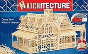 MATCHITECTURE -  COUNTRY HOUSE (2180 MICROBEAMS)