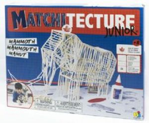 MATCHITECTURE JUNIOR -  MAMMOUTH (650 MICROMADRIERS)