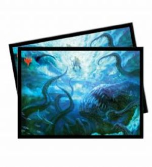 POCHETTES TAILLE STANDARD -  MTG ULTIMATE MASTERS - DARK DEPTH (100)