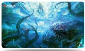 SURFACE DE JEU -  MTG ULTIMATE MASTERS - DARK DEPTH PLAYMAT (60 X 33 CM))