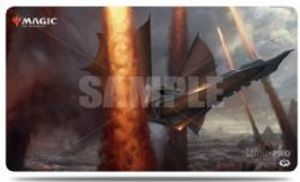SURFACE DE JEU -  MTG ULTIMATE MASTERS - SEISMIC ASSAULT PLAYMAT (60 X 33 CM))