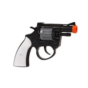 COPS AND ROBBERS -  DETECTIVE PISTOL - 8 SHOT