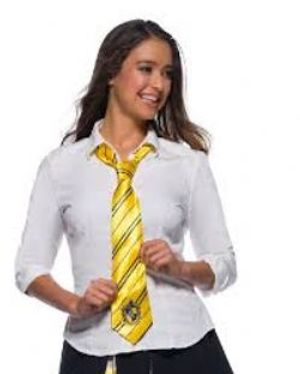 HARRY POTTER -  HUFFLEPUFF TIE