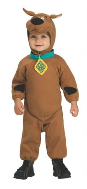 SCOOBY-DOO COSTUME (INFANT 6-12 MONTHS)