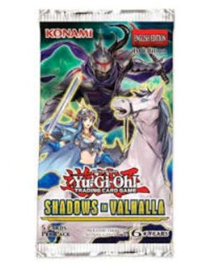 SHADOWS IN VALHALLA -  BOOSTER PACK (P5/B24)