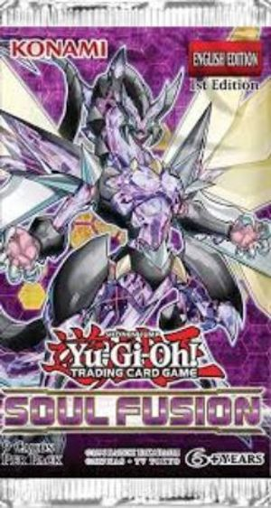 SOUL FUSION -  BOOSTER PACK (P9/B24)