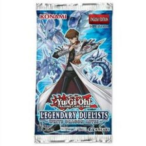 LEGENDARY DUELISTS -  WHITE DRAGON ABYSS BOOSTER PACK (P5/B36)