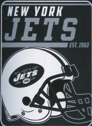 JETS DE NEW YORK -  JETEE ULTRA DOUCE (116.8 CM X 152.4 CM)