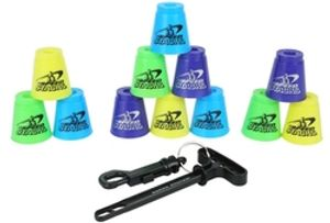 SPORT STACKING -  CUP STACKING MINI CUPS (12)